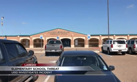 Second threat made at a Laredo School