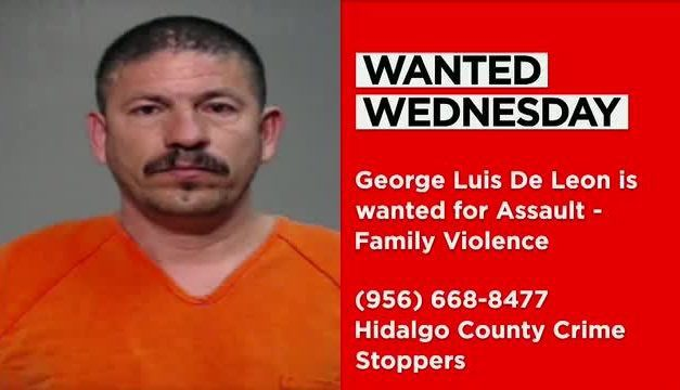 Hidalgo County Sheriff's searching for man accused of family violence