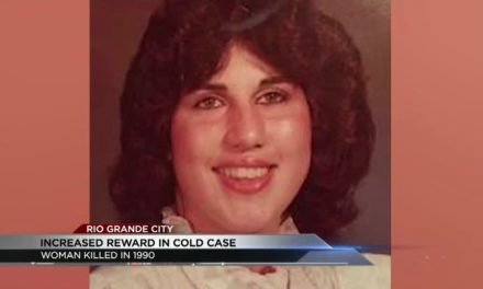 DPS increase reward in cold case murder in Rio Grande City