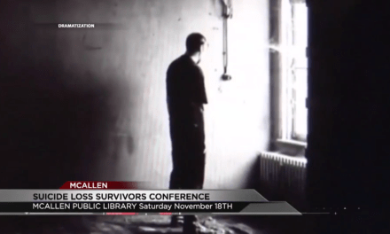 Conference for those who have lost a loved one to suicide to be held this weekend in McAllen