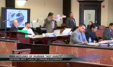 "Man accused of breaking into a home and killing the homeowner in Laredo found ""Not Guilty"""
