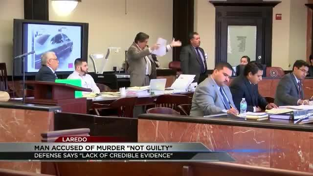 """Man accused of breaking into a home and killing the homeowner in Laredo found """"Not Guilty"""""""