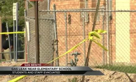 Gas pipe leak causes San Benito School to evacuate
