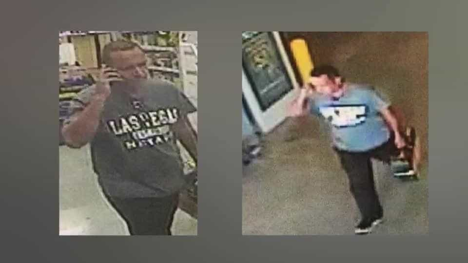 A man is wanted for several hardware store thefts in Weslaco