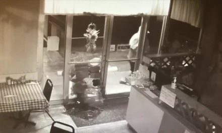 Two men wanted in Harlingen for breaking in and stealing from a business