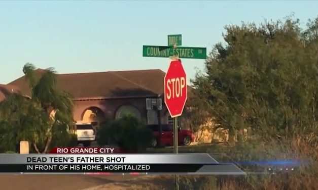 Father of Chayse Olivarez is shot in front of his home in Rio Grande City