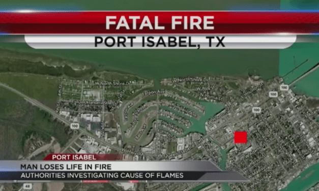 Man Dies in House Fire in Port Isabel