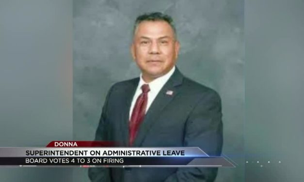 Donna ISD Superintendent on Administrative Leave