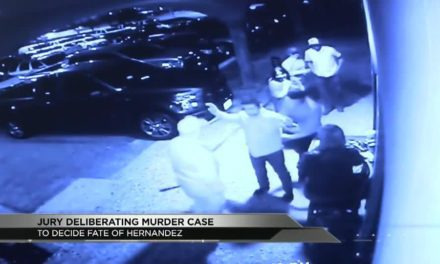 Jury Deliberates in Laredo Murder Trial