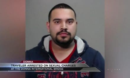 Sexual Predator From Dallas Arrested at Donna International Bridge