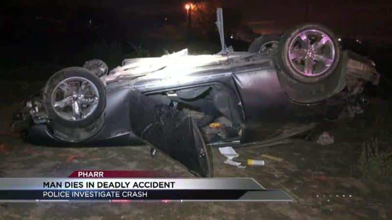 Man Dies in Fatal Crash