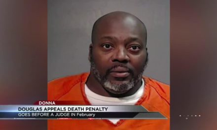 Man Appeals Death Penalty
