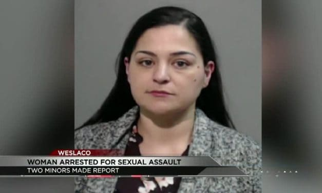 Woman Charged With Sexual Assault of Child