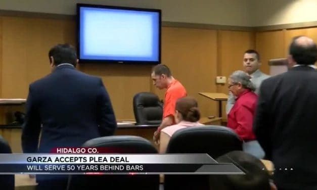 Garza Accepts 50 Year Plea Deal