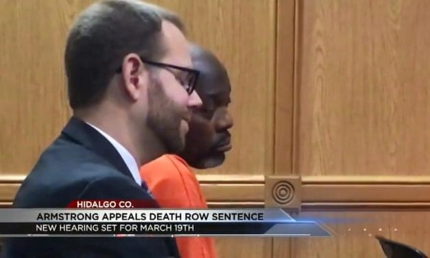 Man on Death Row Appeals Sentence