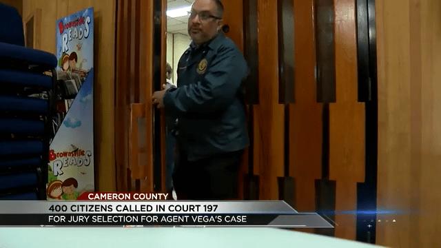 Jury Selection Begins in Border Patrol Agent's Murder Case