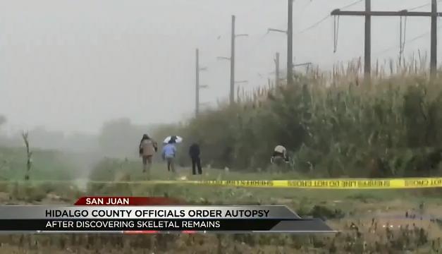 Skeletal Remains Discovered In San Juan
