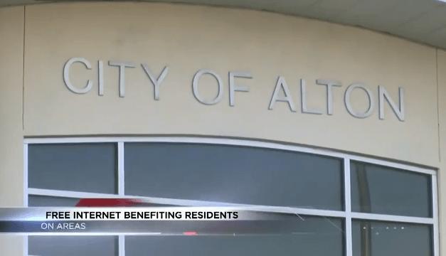 Free Wi-Fi For Alton Residents
