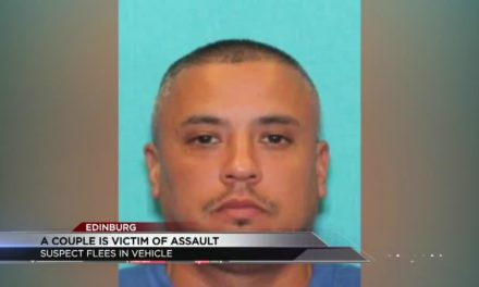 Man Assaults woman with gun, steals her truck north of Edinburg