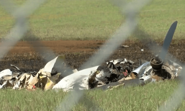 Two Die in Plane Crash