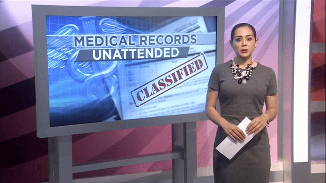 Private Medical Records Found In Brownsville Plaza