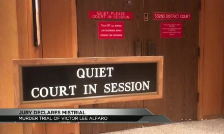 Mistrial Declared In 2016 Murder Case