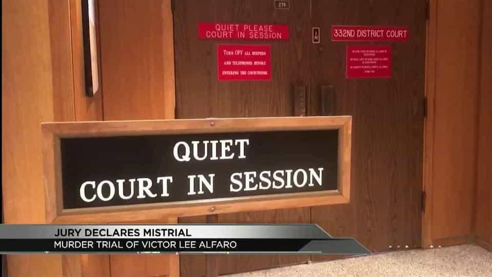 Mistrial Declared In 2016 Murder Case