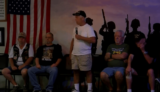 Vietnam Veterans Honored For Second Year In A Row