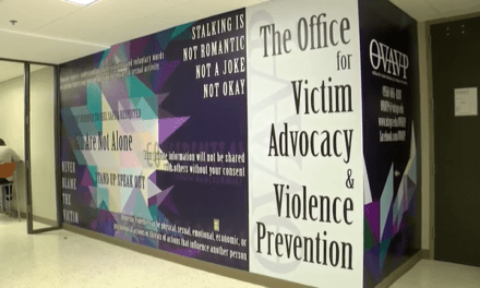 UTRGV Department Kicks Off Sexual Assault Awareness Month