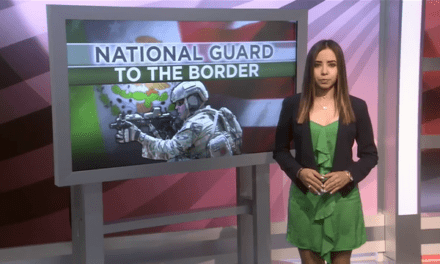 Trump Signs Proclamation To Send National Guard To Southern Border