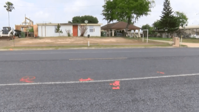 Authorities Searching For Suspect In Auto-Pedestrian Accident
