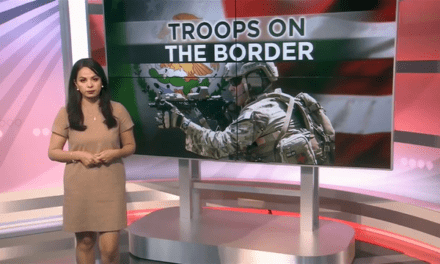 Hidalgo Welcomes National Guard To Border