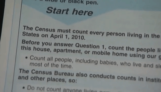 Hidalgo County Commissioners Oppose 2020 Census Question