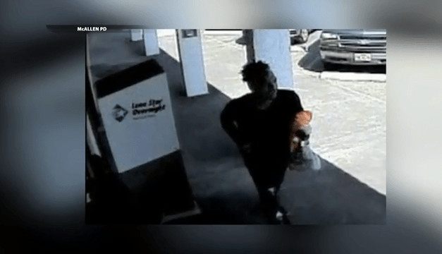 Armed Man Arrested After Allegedly Robbing A Bank