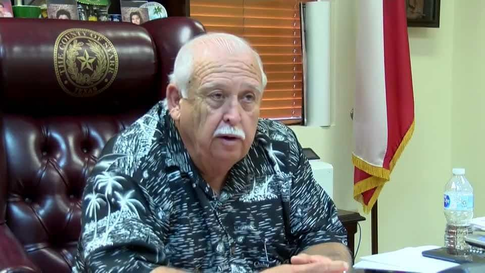 Starr County Judge Speaks Out On National Guard