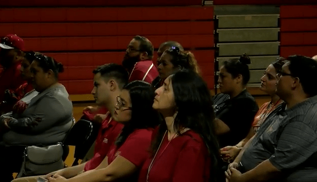 La Joya ISD Staff Participate In Active Shooter Training
