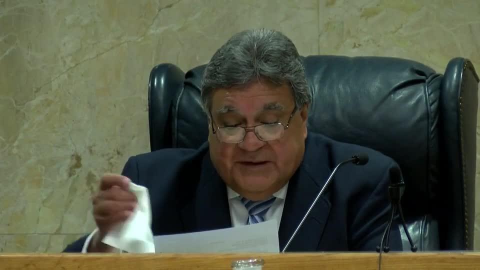 Rudy Delgado Announces Resignation And Retirement