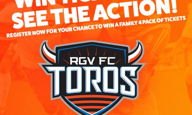 Register for your chance to win tickets to see the Toros!