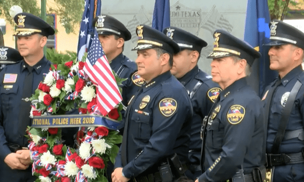 Fallen Officers Honored During National Police Week