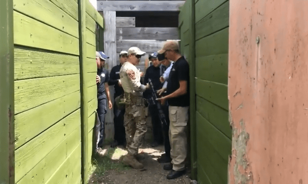 Cameron County Hosts Multi-Agency Security Training With Mexico