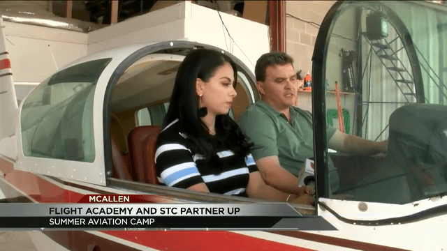 STC And McAllen Flight Academy Partner Up To For Summer Aviation Courses