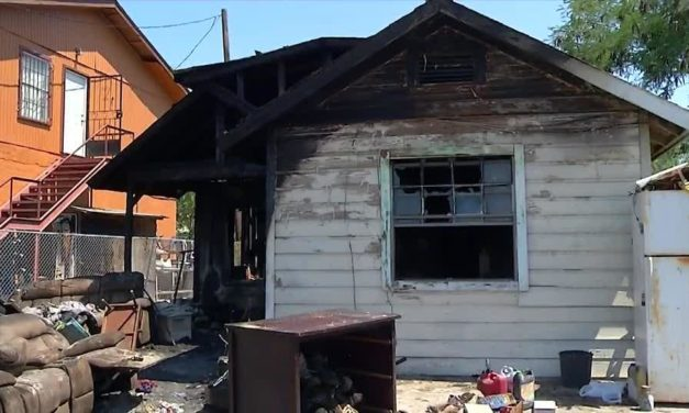 Family Loses Home And Puppy In Accidental Fire