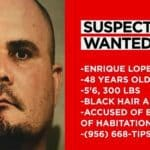 Hidalgo County Suspect Wanted For Burglary Of Habitation
