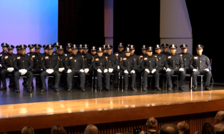 29 Cadets Graduate From Laredo Police Academy