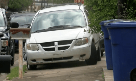 """City Tackles Parking Problem; """"The sidewalk is not your own public driveaway"""""""