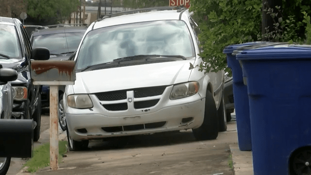 "City Tackles Parking Problem; ""The sidewalk is not your own public driveaway"""