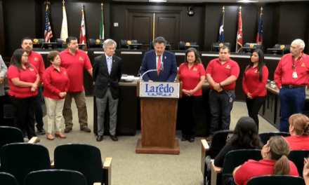 Laredo Officials Proclaim September As Hunger Action Month