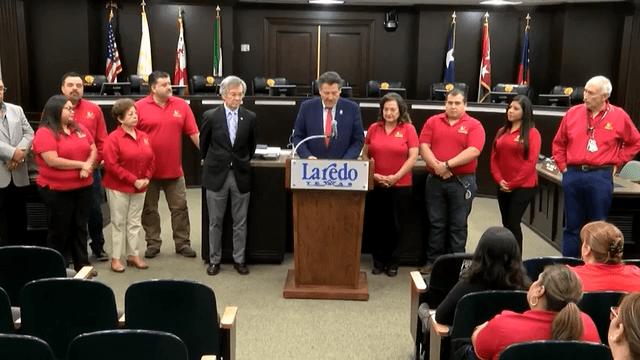 Laredo Officials Proclaim September As Hunger Action Month