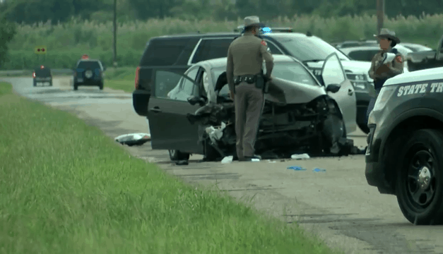 11-Year-Old Dies After Head-On Collision In Edinburg