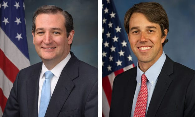Programming Alert: Ted Cruz and Beto O'Rourke debate tonight at 6. Watch it here.